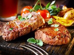 Steak klein